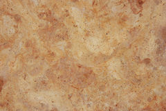 Natural yellow marble. Royalty Free Stock Images