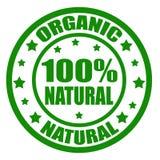 Naturale organico Fotografia Stock Libera da Diritti
