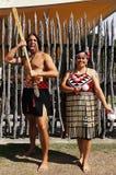 Naturales maoríes Foto de archivo libre de regalías