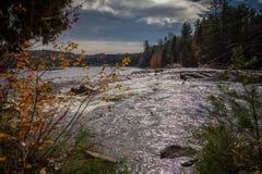 Naturaleza canadiense natural Imagen de archivo libre de regalías