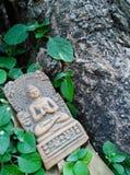 Naturaleza de Buda Foto de archivo libre de regalías