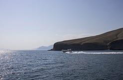 Naturaleza de Crimea El Mar Negro Imagenes de archivo