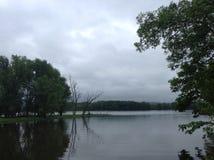 Naturaleza de Iowa Fotos de archivo libres de regalías