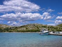 Naturaleza de Kornati Imagenes de archivo