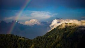 Naturaleza de la fotografía del paisaje imagen de archivo libre de regalías