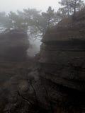 Naturaleza de la montaña de Crimea Fotos de archivo libres de regalías