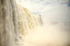 Naturaleza de las cataratas del Iguazú Fotos de archivo libres de regalías
