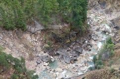 Naturaleza de los ríos Fotografía de archivo libre de regalías