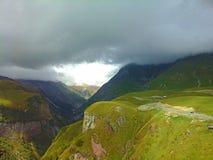 Naturaleza de mountains-15 Foto de archivo libre de regalías