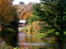 Naturaleza de Vermont Fotos de archivo libres de regalías