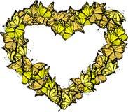 Naturaleza del amor stock de ilustración