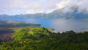 Naturaleza en Bali fotos de archivo