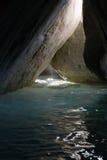 Naturaleza en Islas Vírgenes Imagenes de archivo