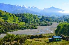 Naturaleza en Nueva Zelanda Foto de archivo libre de regalías