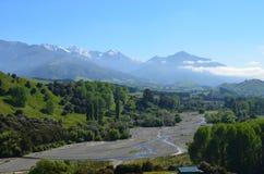 Naturaleza en Nueva Zelanda Fotografía de archivo