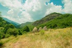 Naturaleza en Serbia Stara Planina Fotografía de archivo libre de regalías