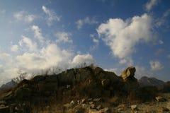 Naturaleza Geosites Foto de archivo libre de regalías