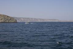Naturaleza hermosa de la Crimea Imagen de archivo libre de regalías