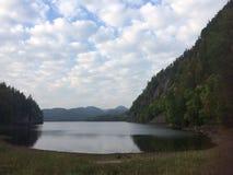Naturaleza noruega fotografía de archivo libre de regalías