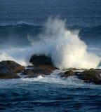 Naturaleza - océano Foto de archivo libre de regalías