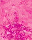 Naturaleza rosada stock de ilustración