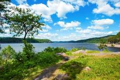 Naturaleza rusa en verano foto de archivo libre de regalías