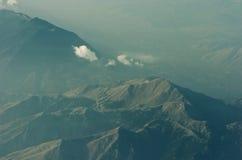 """Naturaleza salvaje del †de las cimas de la montaña de Corfú """" Foto de archivo"""