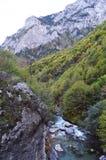 Naturaleza y agua hermosas Foto de archivo libre de regalías