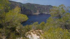 Naturaleza y mar Foto de archivo