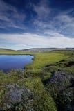 Naturaleza y paisaje de Islandia Fotos de archivo