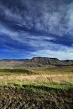 Naturaleza y paisaje de Islandia Imagen de archivo