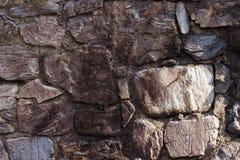 Naturali antichi mettono il bastone tra le ruote, fondo e struttura immagini stock