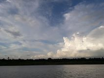 Naturally beatiful Sky. Multi-Colorful sky with cloud stock photos