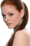 Beauty Redhead Royalty Free Stock Image