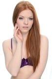 Beauty Redhead Stock Photos