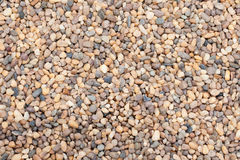 Naturally brown rock background Stock Photography