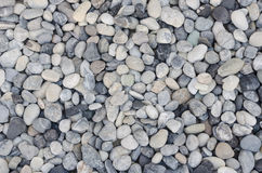 Naturally coloured pebbles Royalty Free Stock Image