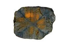 Naturally stone Staurolite royalty free stock images