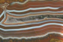 naturalna abstrakcjonistyczna agat tekstura Obrazy Royalty Free