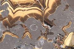 naturalna agat tekstura Zdjęcia Stock