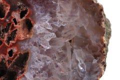 naturalna agat tekstura Obrazy Stock