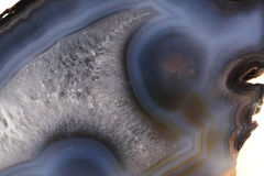 naturalna agat tekstura Zdjęcie Stock