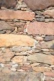 naturalna kamienna ściana Fotografia Stock