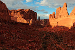 Naturalna Kamienna formacja Obraz Stock