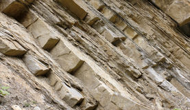 Naturalna kamienna tekstura Zdjęcia Stock