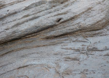 Naturalna piaska kamienia tekstura i pęknięcie Fotografia Royalty Free