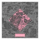Naturalna różowa organicznie tekstura ilustracja wektor