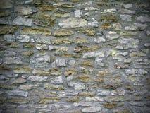 Naturalna skały ściana Obrazy Stock