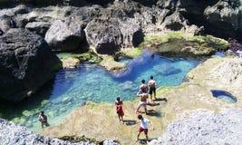 naturalne basenu Obrazy Royalty Free