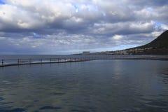 naturalne basenu Zdjęcie Stock
